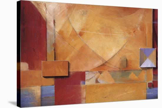 Poet's Passage-Don Li-Leger-Stretched Canvas Print