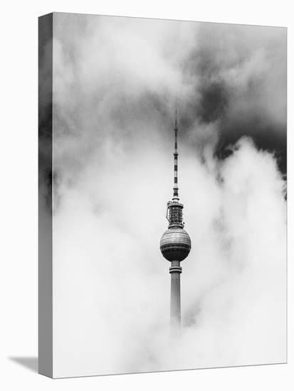 Polaroid-Design Fabrikken-Stretched Canvas Print