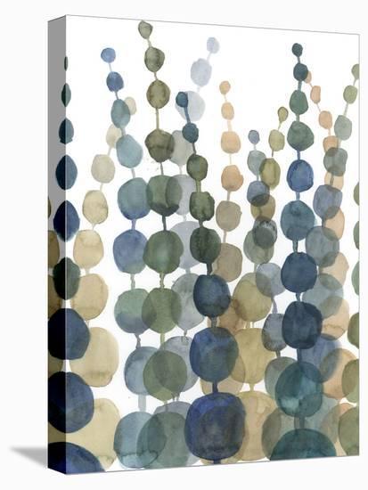 Pompom Botanical II-Megan Meagher-Stretched Canvas Print