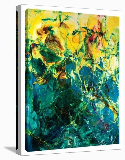 Poseidons-Barbara Biolotta-Stretched Canvas Print