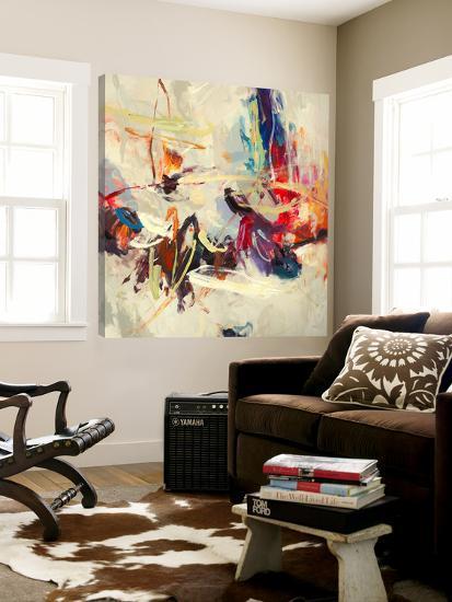 Positive Energy III-Randy Hibberd-Loft Art