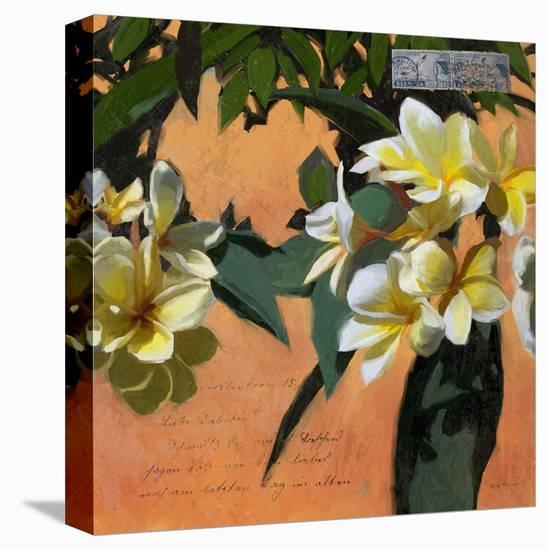 Postage 10-Rick Novak-Stretched Canvas Print