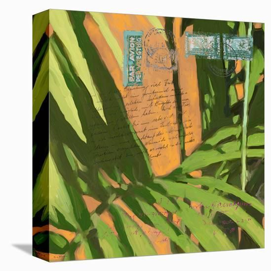 Postage 14-Rick Novak-Stretched Canvas Print