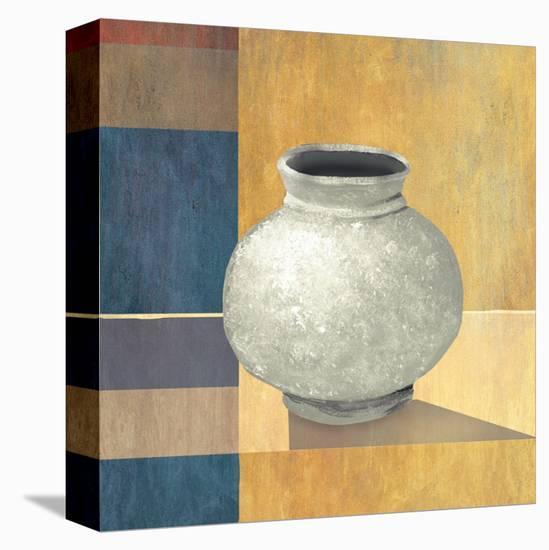 Potter Vase II-Felix Latsch-Stretched Canvas Print