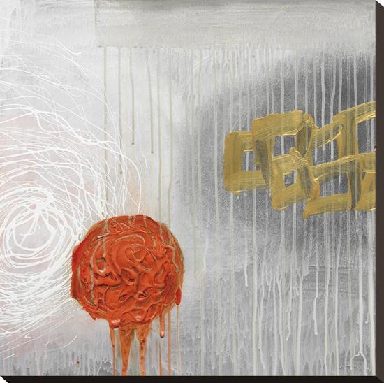 Premonition 1-Lynn Basa-Stretched Canvas Print