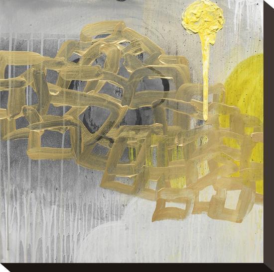 Premonition 2-Lynn Basa-Stretched Canvas Print