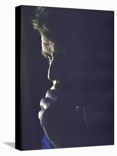 Pres. Cand. Robert F. Kennedy-Bill Eppridge-Stretched Canvas Print