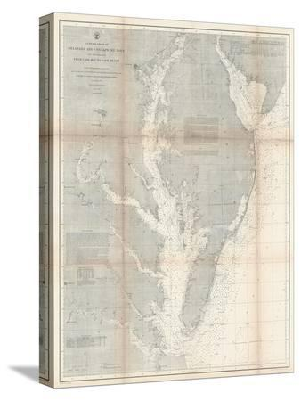 1866-chesapeake-bay-and-virginia-s-eastern-shore-chart-virginia-virginia-united-states