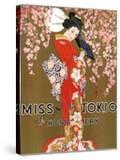 1920s USA Miss Tokio Magazine Advertisement