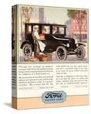 1924 Model T - Closed Cars