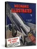1940s USA Mechanix Illustrated Magazine Cover
