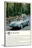 1959 GM Corvette New Sleekness