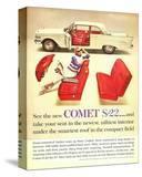 1961 Mercury-New Comet S-22