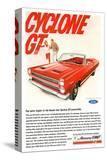 1966 Mercury-Comet Cyclone Gt