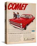 1966 Mercury-Comet New Lengths