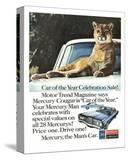 1967 Mercury - Car of the Year