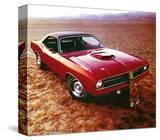 1970 Plymouth Cuda Hemi & Tie