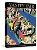 Vanity Fair Cover - December 1927