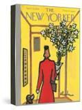 The New Yorker Cover - April 25  1959