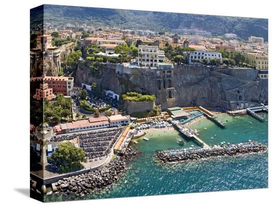 aerial-view-of-a-town-sorrento-marina-piccola-naples-campania-italy