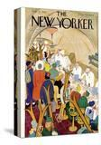 The New Yorker Cover - February 22  1941