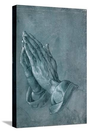 albrecht-duerer-praying-hands-1508-point-of-brush-and-black-ink-heightened-with-white-on-blue-prepared-paper