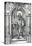 St Sebaldus in the Niche  1518
