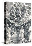 The Assumption and Coronation of the Virgin  1510