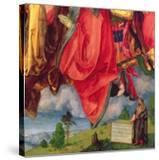 The Landauer Altarpiece  All Saints Day  1511