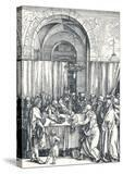 The Rejection of Joachims Offering  1506
