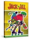 Rollerskating - Jack and Jill  April 1982