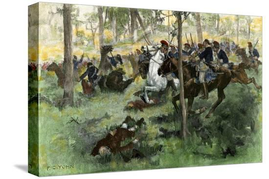 american-cavalry-charge-covering-retreat-at-the-battle-of-hobkirk-s-hill-revolutionary-war-1781