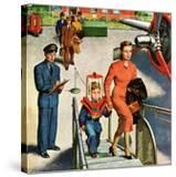 """""""Space Traveller""""  November 8  1952"""