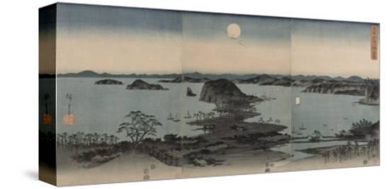 ando-hiroshige-vue-des-huit-sites-celebres-de-kanazawa-le-soir-lune