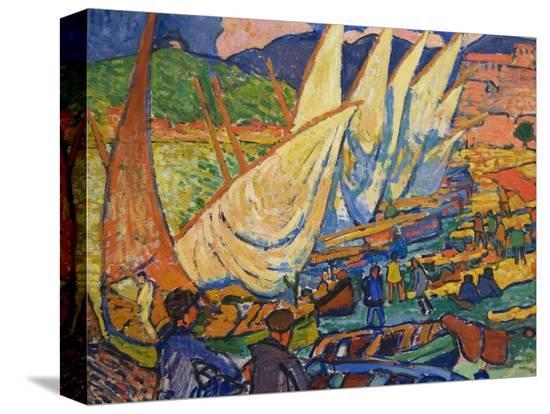 andre-derain-fishing-boats-collioure
