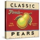 Classic Pears