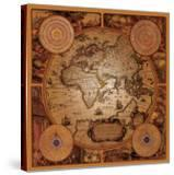 Antique Map  Cartographica I