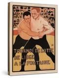 Wrestling Tournament  Liège  1899