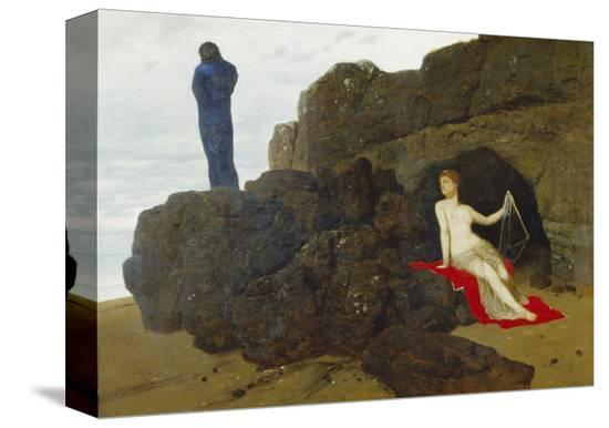 arnold-boecklin-ulysses-and-calypso-1883