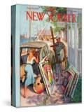The New Yorker Cover - August 30  1958