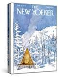 The New Yorker Cover - February 6  1978