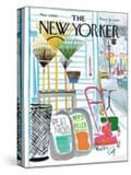 The New Yorker Cover - May 7  1966