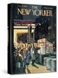 The New Yorker Cover - November 22  1958