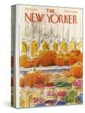 The New Yorker Cover - October 25  1976