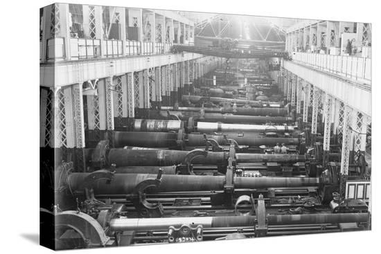 artillery-manufacturing-plant