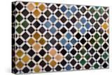 Colorful Tiles  Arabic Style  In The Alhambra  Granada