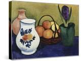 The White Jug with Flower and Fruit  1910