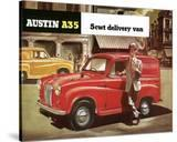 Austin A35 5Cwt Delivery Van