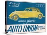 Auto Union Audi  Magazine Advertisement  USA  1930