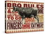 Barbecue cow